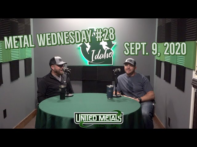 Metal Wednesday #28 with Nick and Brett