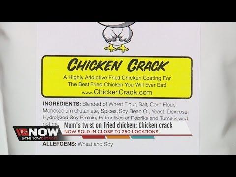 Mom's Twist On Fried Chicken, Chicken Crack