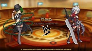 『ILS』1vs1 - Hazama vs Ragna〔1st Round〕