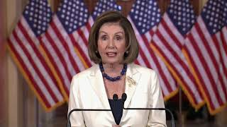 BREAKING: Nancy Pelosi Asks For Articles of Impeachment for President Donald Trump