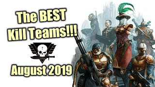Kill Team The BEST of August 2019