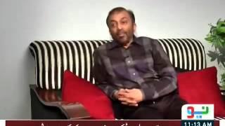 Halwa Puri - Dr Farooq Sattar (MQM Politician) - Neo Tv