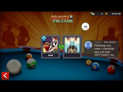 8 ball pool giveaway from London to Jakarta