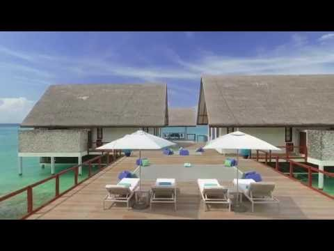 The Land and Ocean Villa at Four Seasons Resort Maldives at Landaa Giraavaru