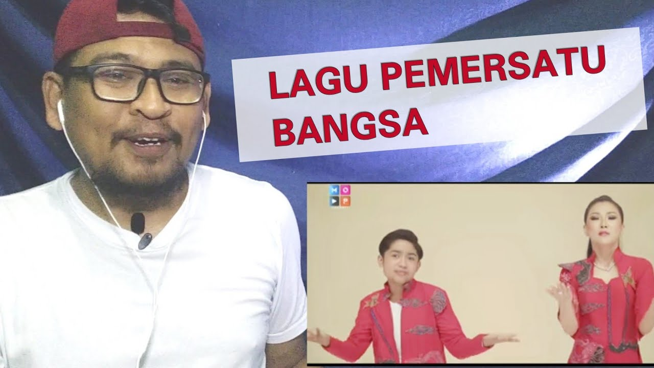 BETRAND PETO PUTRA ONSU DAN SARWENDAH - ANAK NUSANTARA(Official music video) REACTION