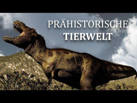 Prähistorische Tierwelt - Tiere der Urzeit