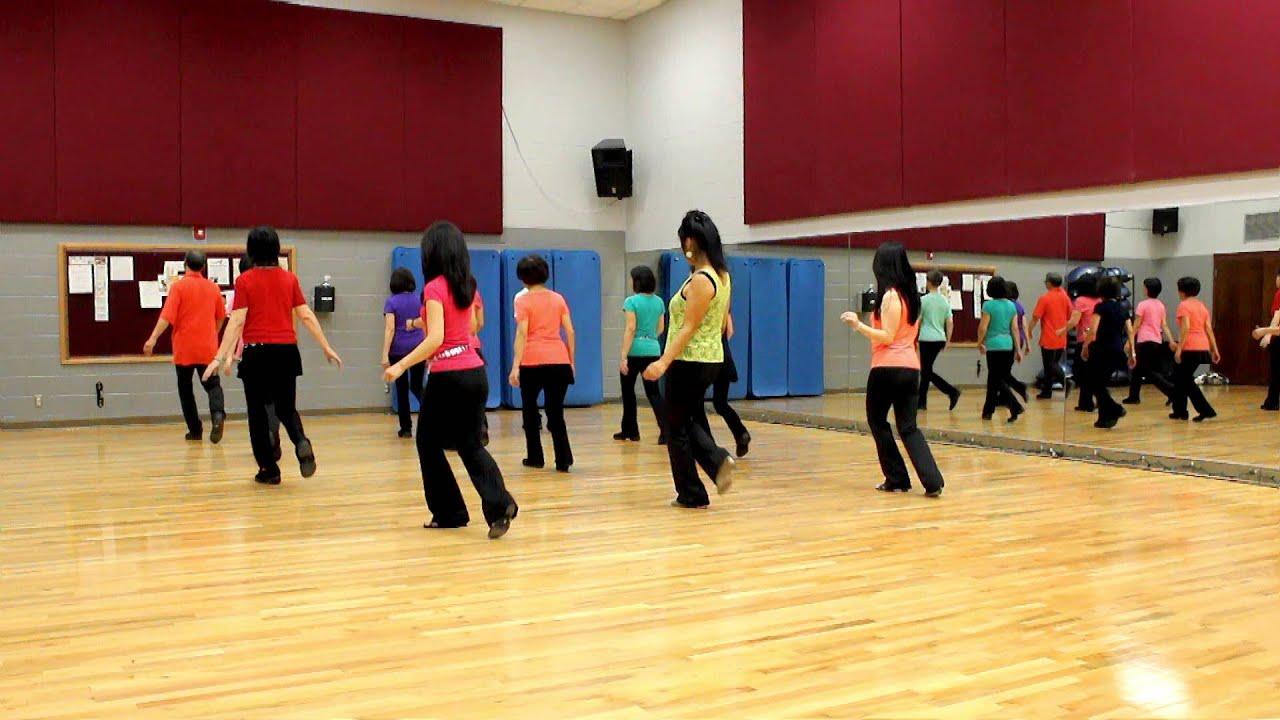 Do It - Line Dance (Dance & Teach in English & 中文) - YouTube