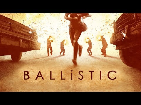 BALLiSTIC  -  (a Sci-Fi | Action short film)