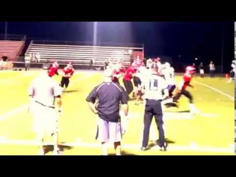 Kyle McLaughlin Skiatook High School Greatest Touchdown Ever!!