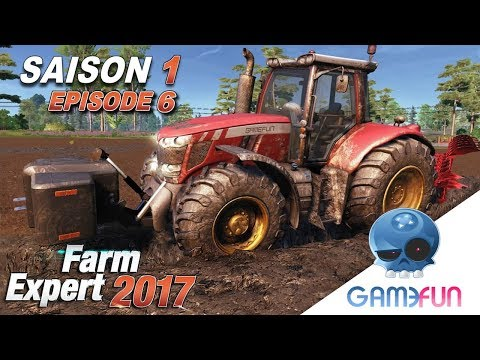 FARM EXPERT 2017 S1 EP6 : ON FAIT DU BIO !