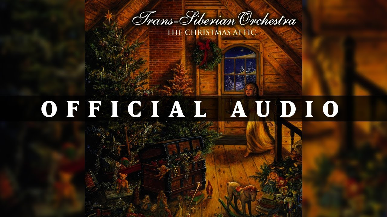 Christmas Cannon.Trans Siberian Orchestra Christmas Canon Official Audio