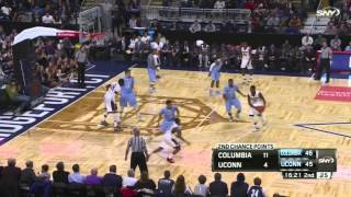 Ryan Boatright Highlights vs. Columbia (20 pts, 8 ast, 5 reb, 1 blk)