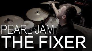 Matt Cameron Tribute Drum Cover | Pearl Jam | The Fixer