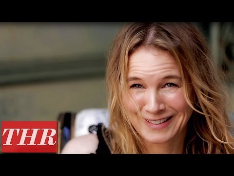 Renee Zellweger: If Bridget Jones Was on Tinder, What Would Her Profile Say? | THR Cover Shoot