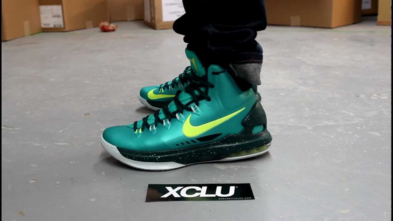 "KD V ""Hulk""- On Feet Edition @ Exclucity - YouTube"