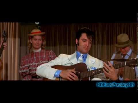 Elvis sings Clean Up Your Own Back Yard (2K HD)