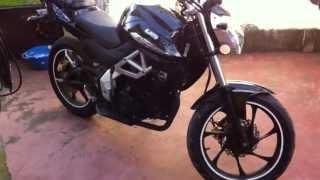 UM xtreet 200 cc 2012  muestra