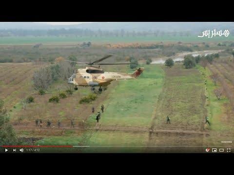 شهود عيان يعيدون تشكيل قصة سقوط طائرة 'ميراج' التابعة للقوات المسلحة الملكية نواحي تاونات
