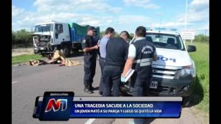 Conmoción en el barrio Juan Díaz de Solís: un hombre asesinó a su pareja