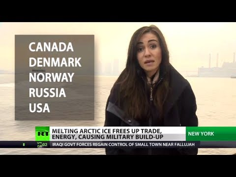 Arctic Rivalry: Battle for North Pole oil sparks fears of '21st-century Cold War'