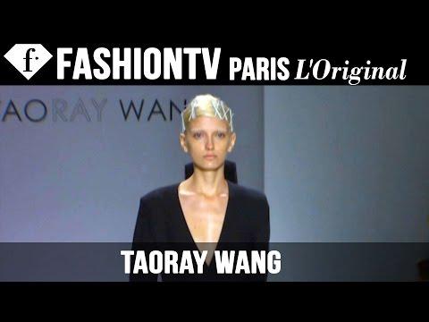 Taoray Wang Spring/Summer 2015 Runway Show | New York Fashion Week NYFW | FashionTV