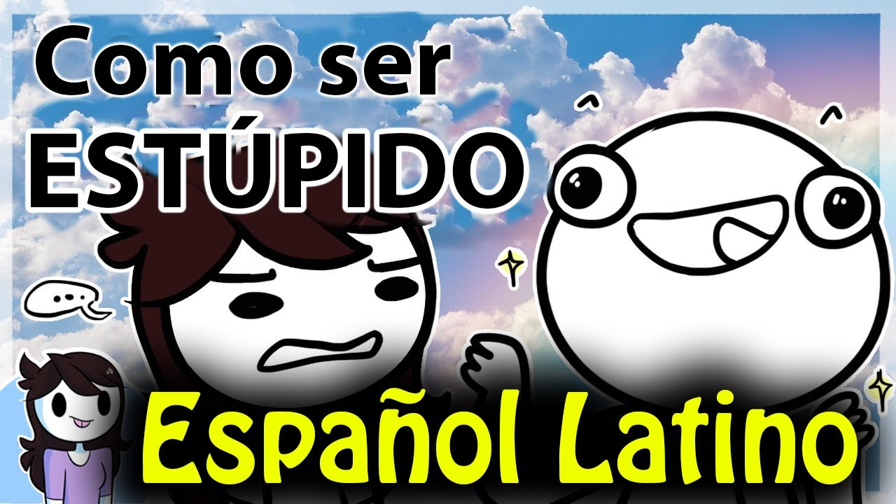 Como ser estúpido | How to be Stupid / Jaiden Animations [Español Latino]
