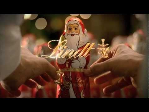der weihnachtsmann von lindt werbung 2012 youtube. Black Bedroom Furniture Sets. Home Design Ideas