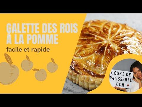 recette-facile-de-la-galette-des-rois-aux-pommes