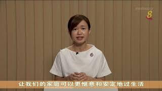 【新加坡大选】麦波申单选区竞选广播