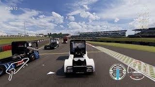 FIA European Truck Racing Championship Game - 3 Laps Race at Nurburgring