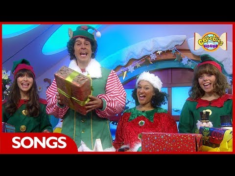 CBeebies House Songs   Christmas Compilation   6+ Minutes