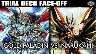 Trial Deck Face-off! Game 3 - Eradicators vs Liberators