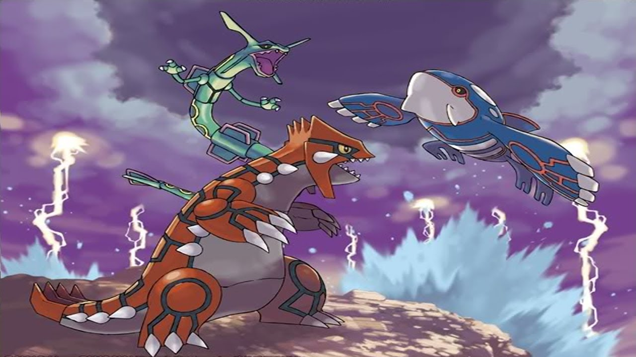 Pok mon light platinum episode 77 hoenn weather trio youtube - Pokemon platine legendaire ...