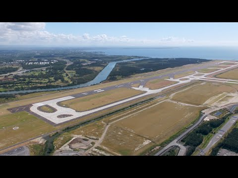 Construction of Brisbane's New Runway - Operational Readiness and Testing