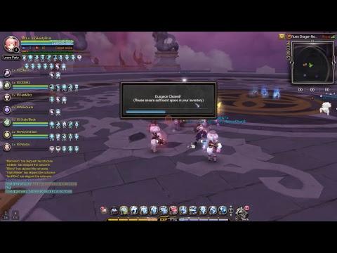 Dragon Nest SEA Rune Dragon Nest Hardcore 8 Man Service Gladiator/Ray Mech Pov