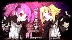 【Izumi Hotaru】Blood-sucking†Vampire - eng sub【Kagamine Rin & Haruka Nana】