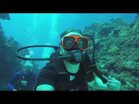 GoPro: Scuba Diving at Sandals Royal Caribbean