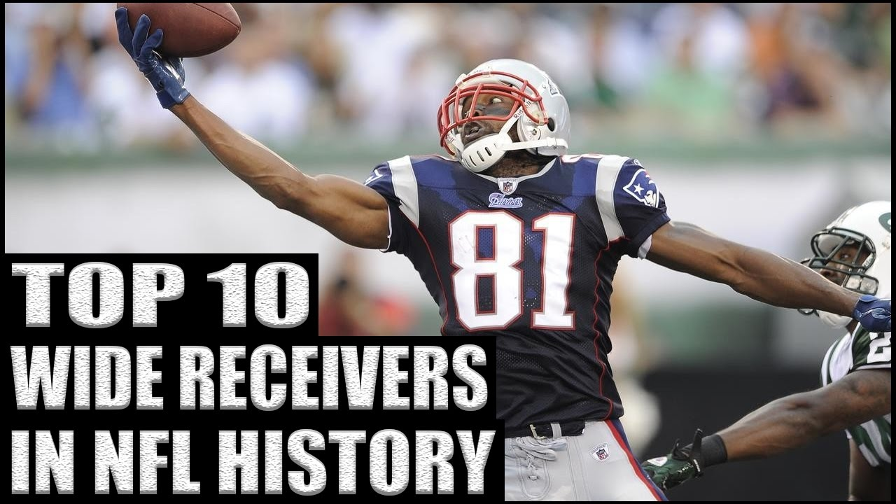 4a64efa8c16 Top 10 Wide Receivers in NFL History - YouTube