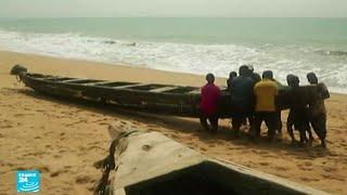 بنين.. البحر يبتلع الساحل تدريجيا بسبب الاحتباس الحراري