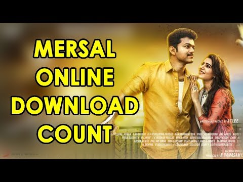 Mersal Movie Online  Download Count | Tamilrockers | TamiMV