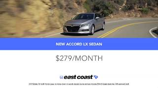 2019 Honda Accord Specials In Myrtle Beach