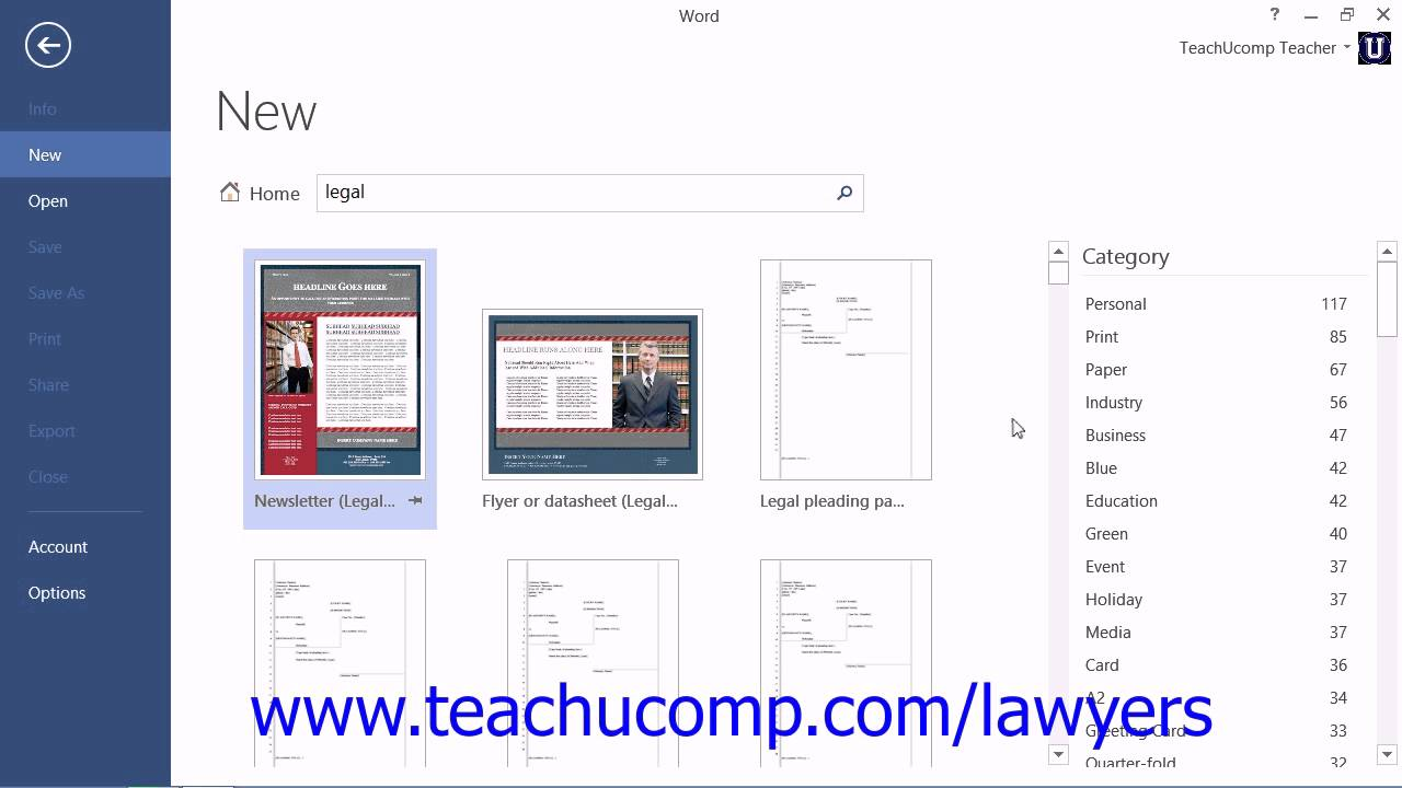 microsoft word 2013 training for lawyers using legal templates