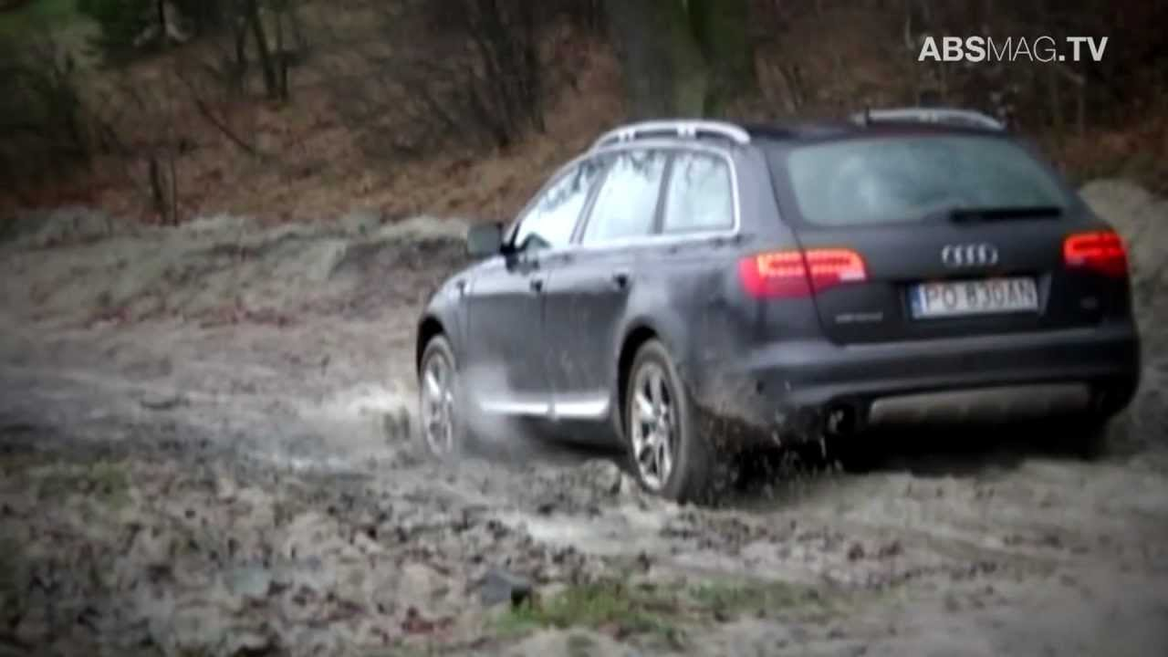 Audi A6 Allroad 2006 Absmagtv Youtube