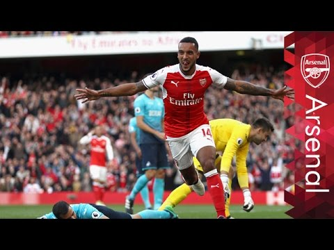 Theo Walcott on Thierry Henry, Gareth Bale and Wayne Rooney