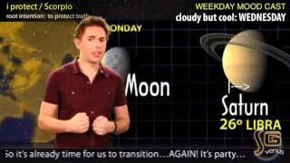 Scorpio - w/o - December 19, 2011 - Soul Horoscopes Weekly Edition - w/ Christopher Witecki