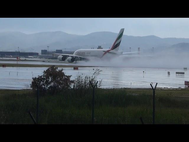 Pel maig cada dia un raig - Aeroport del Prat - Maig 2019