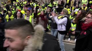 Gilets jaunes : manifestation des femmes (6 janvier 2019, Paris)