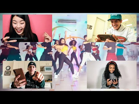 Now United - Reaction Video (#ParanaParty) #MoveMoreLiveMore