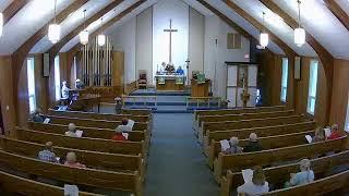 15th Sunday after Pentecost - September 5, 2021 worship