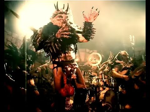 GWAR confirmed for the 2018 'Gathering Of The Juggalos' promo video released..!
